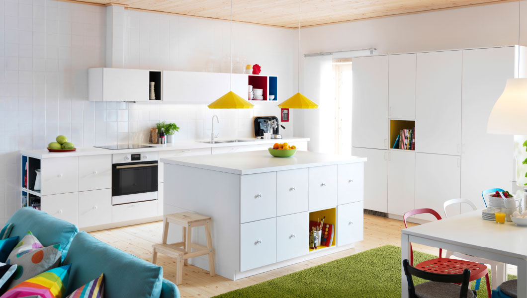 Ikea metod kitchen cabinets say hello to ikea brand new kitchen - Ikea element cuisine haut ...