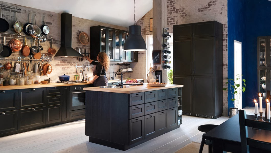 ikea metod kitchen cabinets say hello to ikea brand new kitchen. Black Bedroom Furniture Sets. Home Design Ideas
